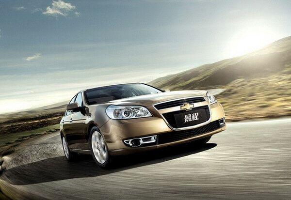 价值中级车雪佛兰新景程5月销量5764辆