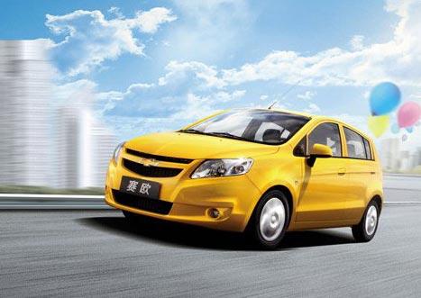 新赛欧两厢1.4MT优逸版本周到店 售6.88万元