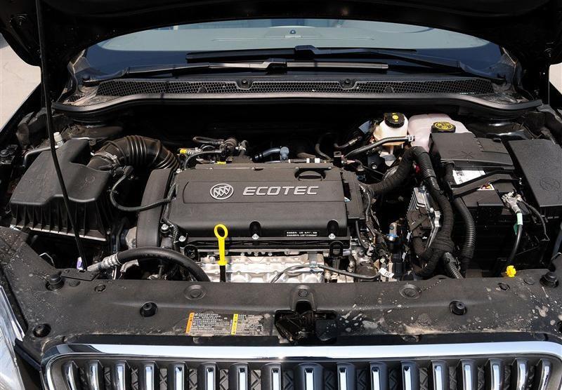 二手别克英朗GT发动机 英朗GT的动力系统与英朗XT完全相同,有1.6L、1.8L和1.6T三款发动机。其中1.8L应为主力销售车型,这台ECOTEC 1.8发动机是通用新一代产品,最先用于科鲁兹,其后用到英朗XT上。具有DVVT双可变气门正时、VIM可变进气歧管系统(4000转开始变化),排放达到欧IV标准。它那108kW的最大功率,比同是1.